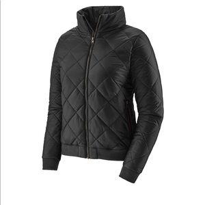 Black Patagonia Women's Prow Bomber Jacket